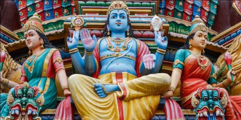 L'hindouisme n'a ni prophètes ni dogmes mais les hindous croient en l'autorité des...