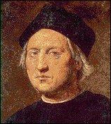 Il soumet son projet au roi du Portugal (Jean II), au roi de France et d'Angleterre sans succès. Seul la reine de Castille , en lui donnant le titre d'amiral lui confit une flotte de trois caravelles :