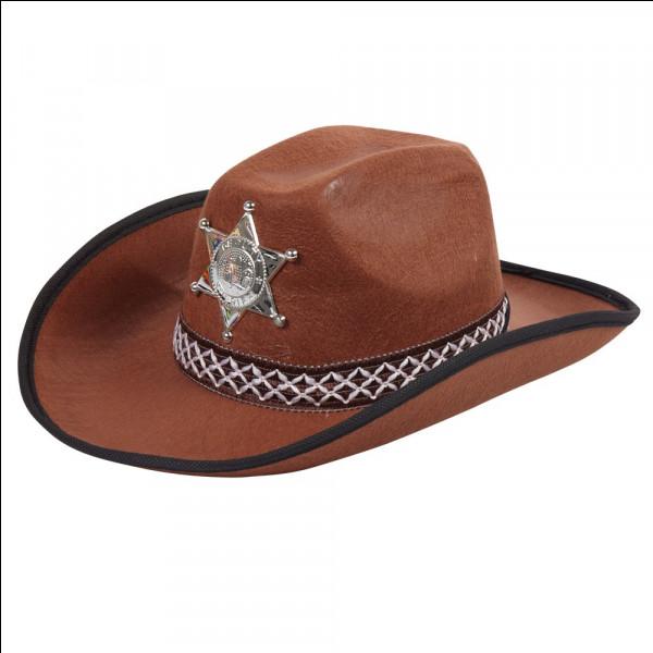 """C'est ce que l'on met lors d'une journée très ensoleillée : un chapeau.D'ailleurs, quel est le synonyme de """"chapeau"""" ?"""