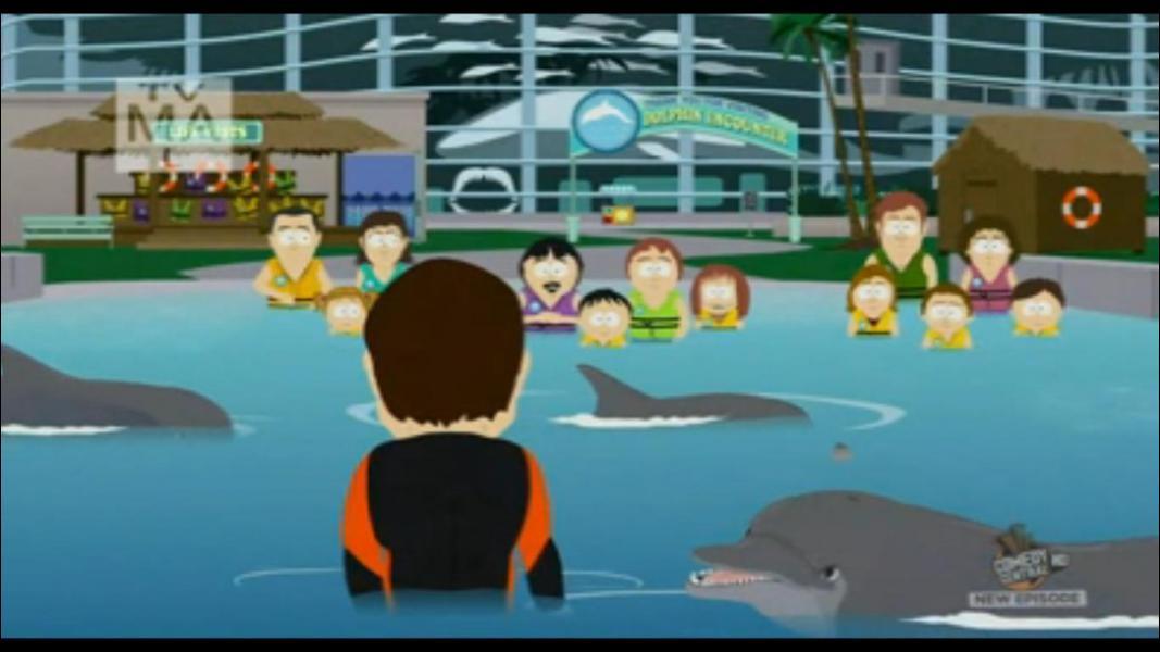 Quel est le prénom des trois dauphins ?