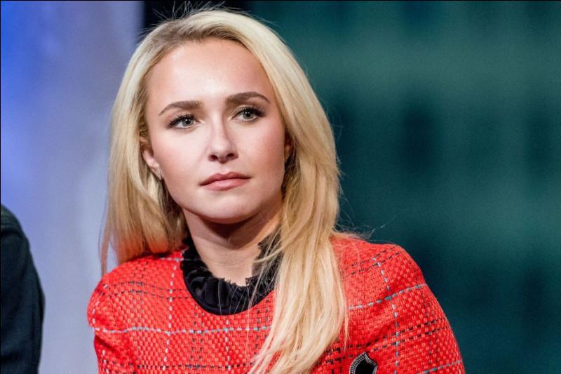 """Cette actrice américaine, connue par son rôle de Claire Bennet dans la série fantastique """"Heroes"""" puis par celui de Juliette Barnes dans """"Nashville"""", c'est ... Panettiere."""