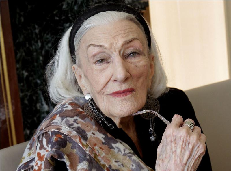 """Cette actrice de théâtre, de cinéma et de télévision a été Mahaut d'Artois dans """"Les Rois maudits"""" de Claude Barma et Odile, la grand-mère dans """"Tanguy"""" d'Etienne Chatiliez : c'est ... Duc."""