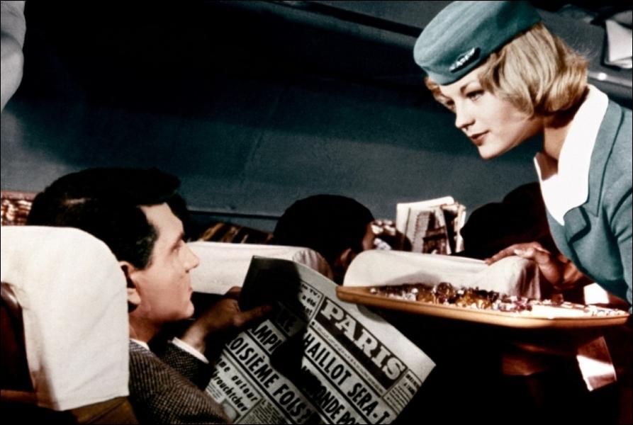 Dans quel film partage-t-elle l'affiche avec Michèle Mercier (la Marquise des Anges) et Jean-Paul Belmondo ?