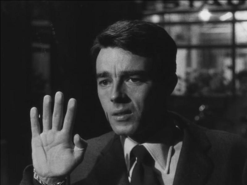 """Il débute au milieu des années 50, joue dans """"Voici le temps des assassins"""", """"Le Beau Serge"""" """"les Cousins"""", """"Un homme de trop"""" : c'est ..."""