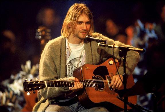Le fameux MTV Unplugged de Nirvana a eu lieu à :