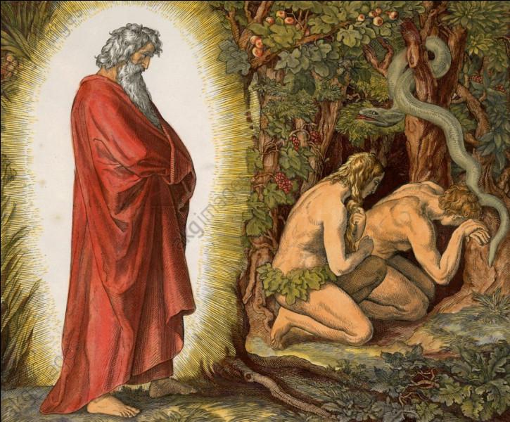 Selon la Bible, quel était le fruit interdit qu'Adam et Eve ne devaient surtout pas manger ?