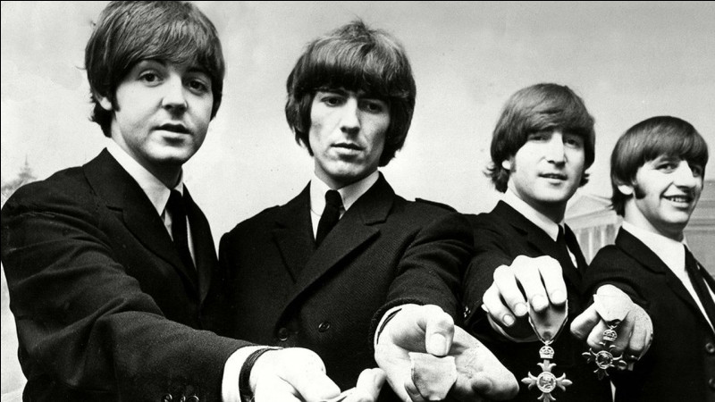 """En quelle année le groupe """"The Beatles"""" s'est-il formé ?"""