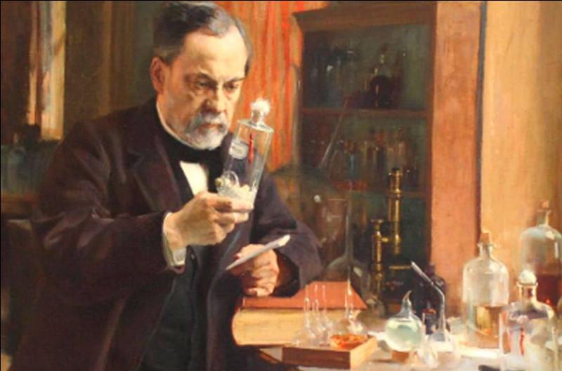 Quand Pasteur découvrit-il le vaccin contre la rage ?