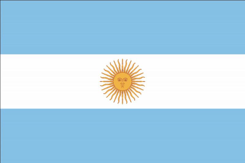 De quel pays est-ce le drapeau ?