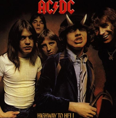 ''Highway to Hell'' d'AC/DC, 1979