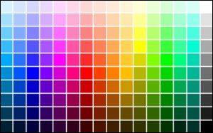 Quelles sont tes couleurs préférées ?