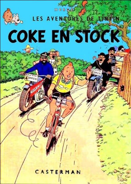 """Tiens, un nouveau """"Tintin""""... Chic, alors !"""