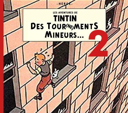 Tintin : Des tour(ne)ments mineurs (2)