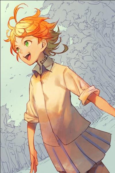 Le personnage d'Emma est une fille ou un garçon ?