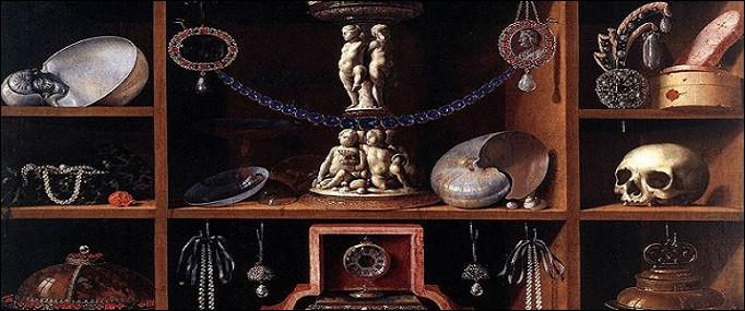 Quand les cabinets de curiosités apparurent-ils en Europe ?