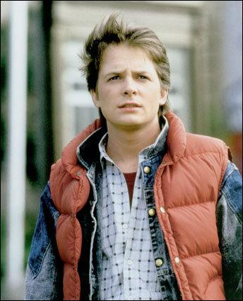 Marty McFly apparait dans :