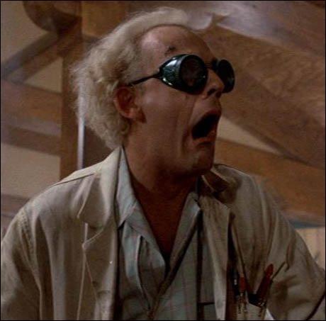 Doc Brown apparait dans :