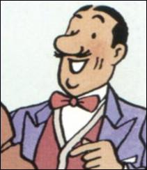 """Quel est ce personnage des """"Aventures de Tintin"""", représentant en assurances et archétype du casse-pied ?"""