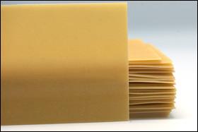 Quelles sont ces pâtes alimentaires en forme de larges plaques à la semoule de blé dur ?