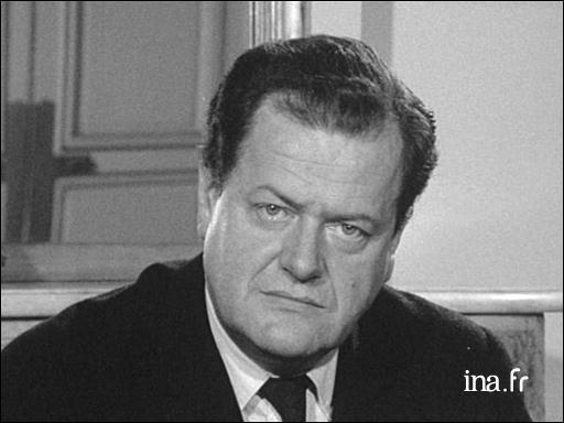 Cet homme politique, plusieurs fois ministre entre 1969 et 1977 et, pendant plus de vingt ans, président du Conseil régional des Pays de la Loire, c'est ... Guichard.