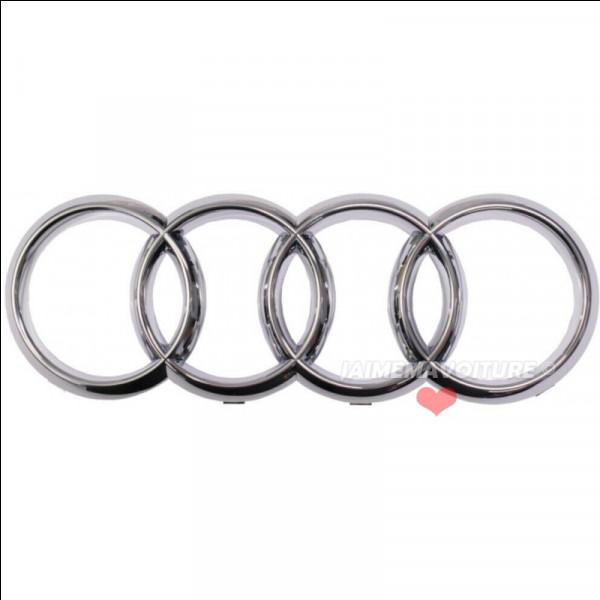 Identifiez ce logo de voiture :