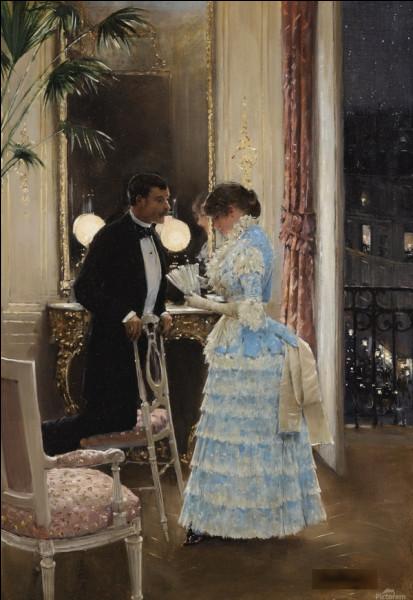 """""""La Conversation"""" est un tableau de quel peintre ?"""