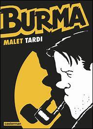 Quel est le prénom du célèbre détective Burma ?