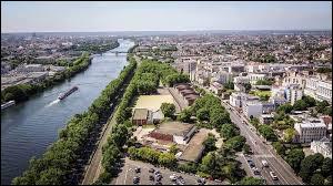 Dans quel département se situe la ville d'Argenteuil ?