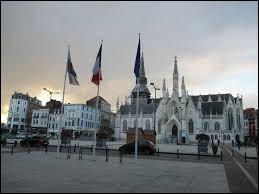 Dans quel département se trouve la ville de Roubaix ?