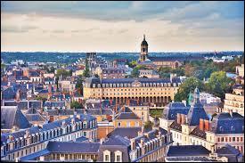 Dans quel département se trouve la ville de Rennes ?