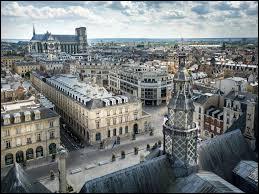 Dans quel département se situe la ville de Reims ?
