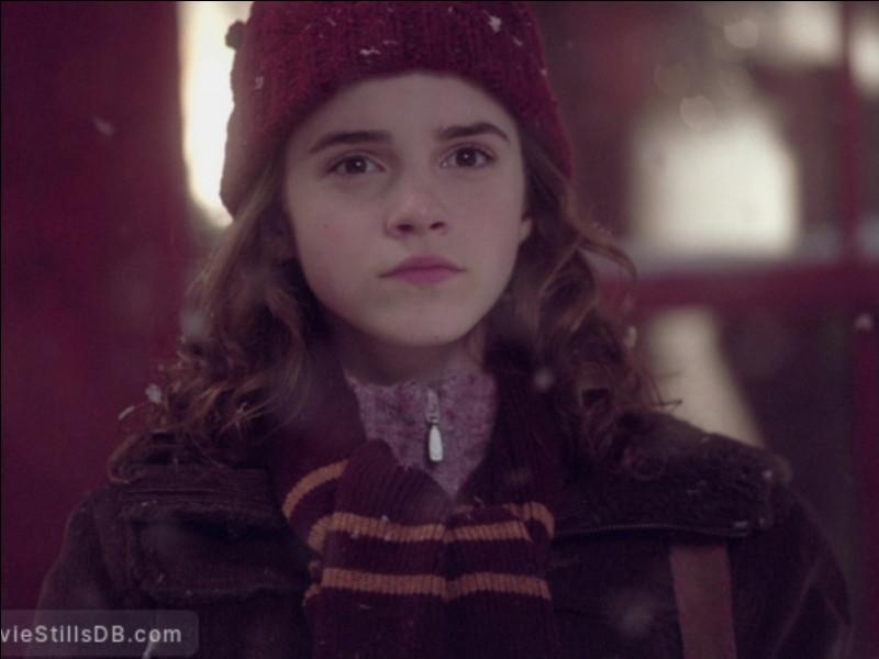 Hermione aime-t-elle le ski ?