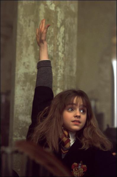 Pourquoi Hermione travaille-t-elle si dur ?