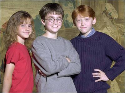 Quand Hermione rencontre-t-elle pour la première fois Harry et Ron ?