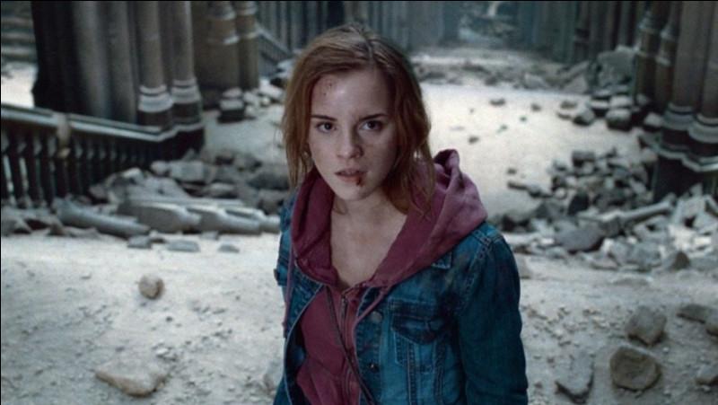 Quel Horcruxe Hermione détruit-elle en septième année ?