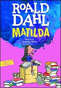 C'est bien de savoir le lieu, mais encore faut-il savoir la date ! Quand est né l'auteur de ce livre, Matilda ? (Photo au dessus de cette question)