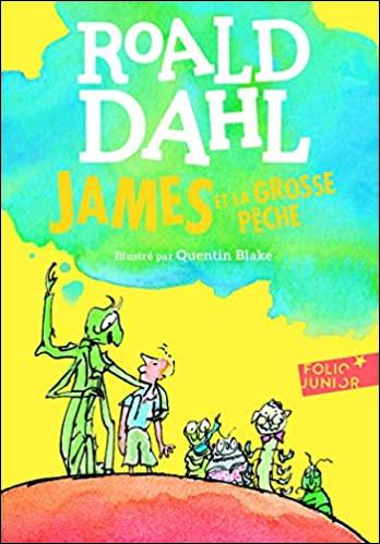 Et en quelle année ?Voici le livre James et la grosse pêche.