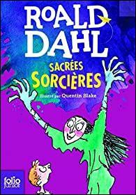 """Voilà, nous avons fait le tour des informations sur Roald Dahl. Attendez une seconde... mais non ! Le quizz n'est pas fini ! Il reste encore quelques questions sur...L""""ILLUSTRATEUR ! Bah oui, c'est super important les dessins ! Mais aidez moi s'il vous plaît ! J'ai oublié son nom ! Ci-dessus une photo du livre de Roald Dahl : Sacrées sorcières !"""