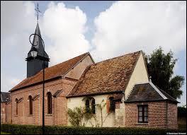 Nous terminons notre balade dans l'Oise à Sauqueuse-Saint-Lucien. Nous sommes en région ...