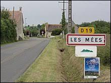 Nous sommes dans les Pays-de-la-Loire à l'entrée de Les Mées. Commune de l'arrondissement de Mamers, elle se trouve dans le département ...