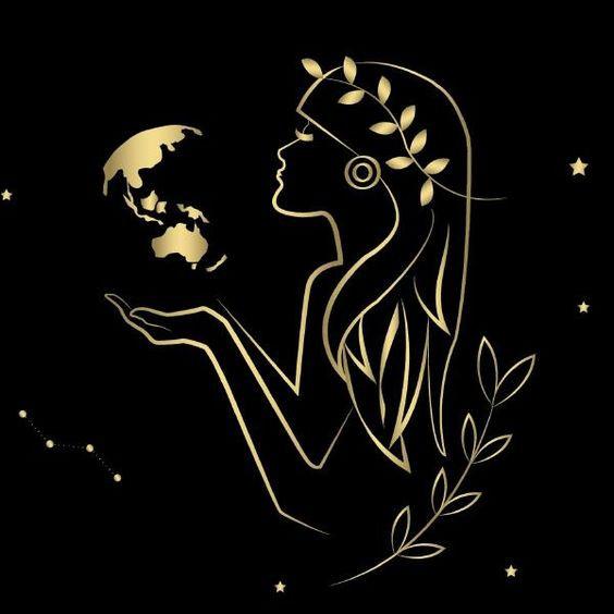 Qui symbolise la Terre dans la mythologie grecque ?