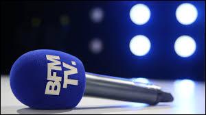 La chaîne de télévision BFM TV existe depuis 2012.