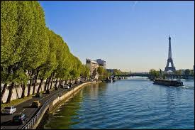 La Seine est une rivière française qui est longue de 774,76 kilomètres.