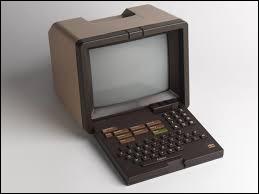 C'était un type de terminal informatique. De quoi s'agit-il ?