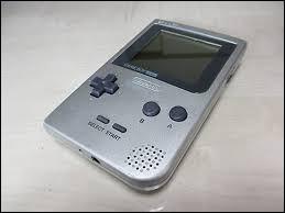 C'était une console de jeux vidéo portable. De quoi s'agit-il ?