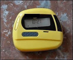 C'était un récepteur de messagerie portable. De quoi s'agit-il ?