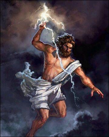 Dans la mythologie grecque, qui est le père de la déesse Athéna ?