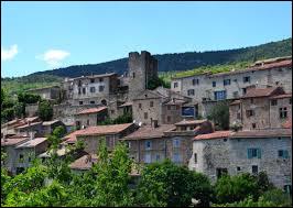 Village occitan de l'arrondissement de Lodève, Saint-Privat se situe dans le département ...