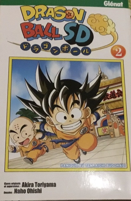Dragon Ball SD, tome 2