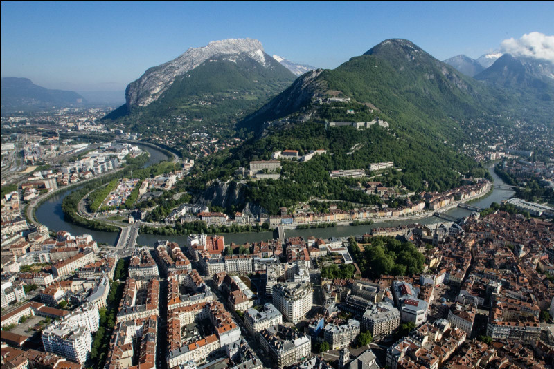Les villes de France - Grenoble